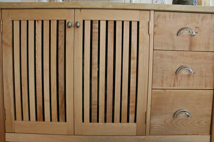Cabinet Doors With Slats - thesecretconsul.com