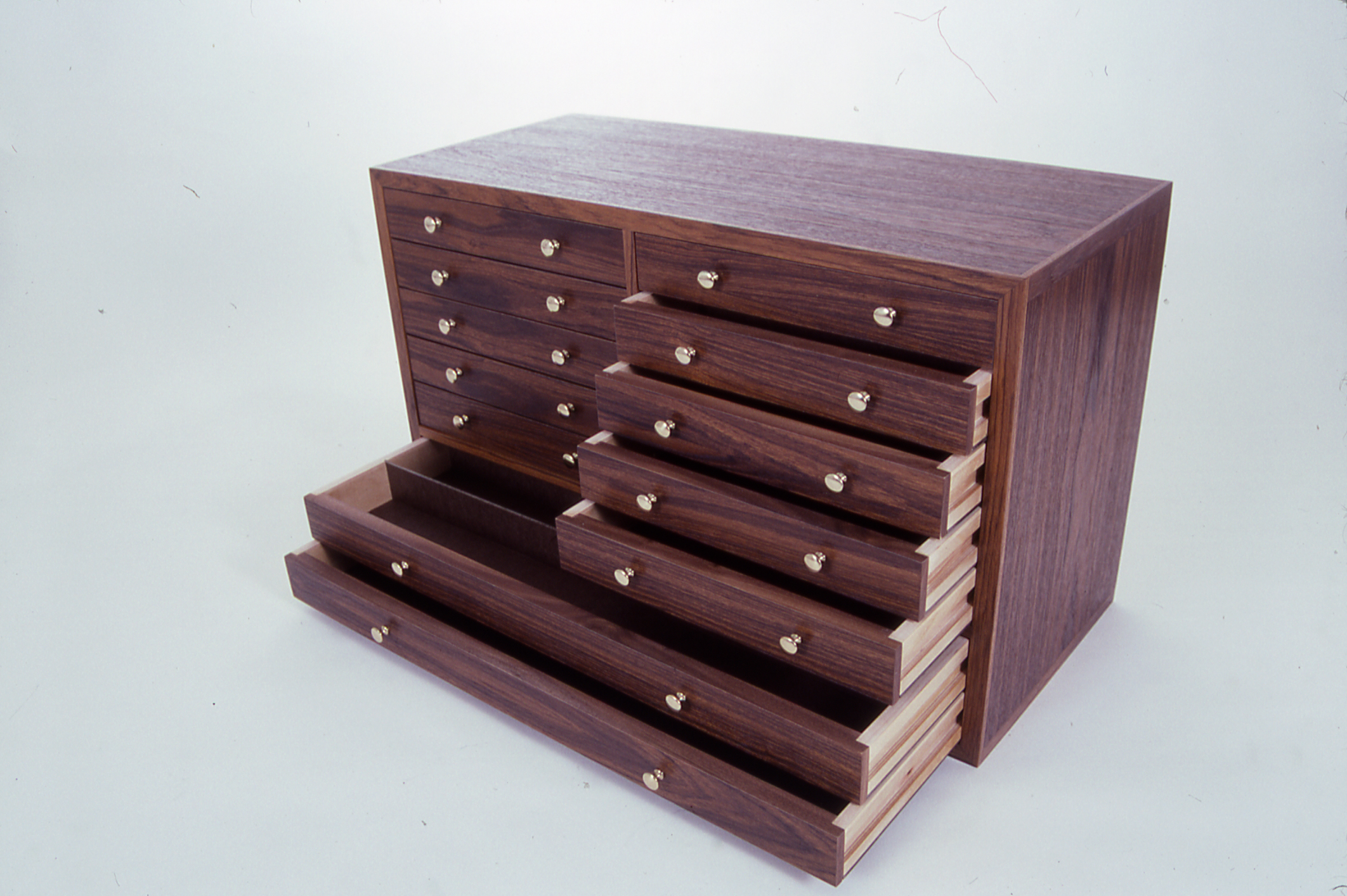 teak-tool-chest-with-open-drawers