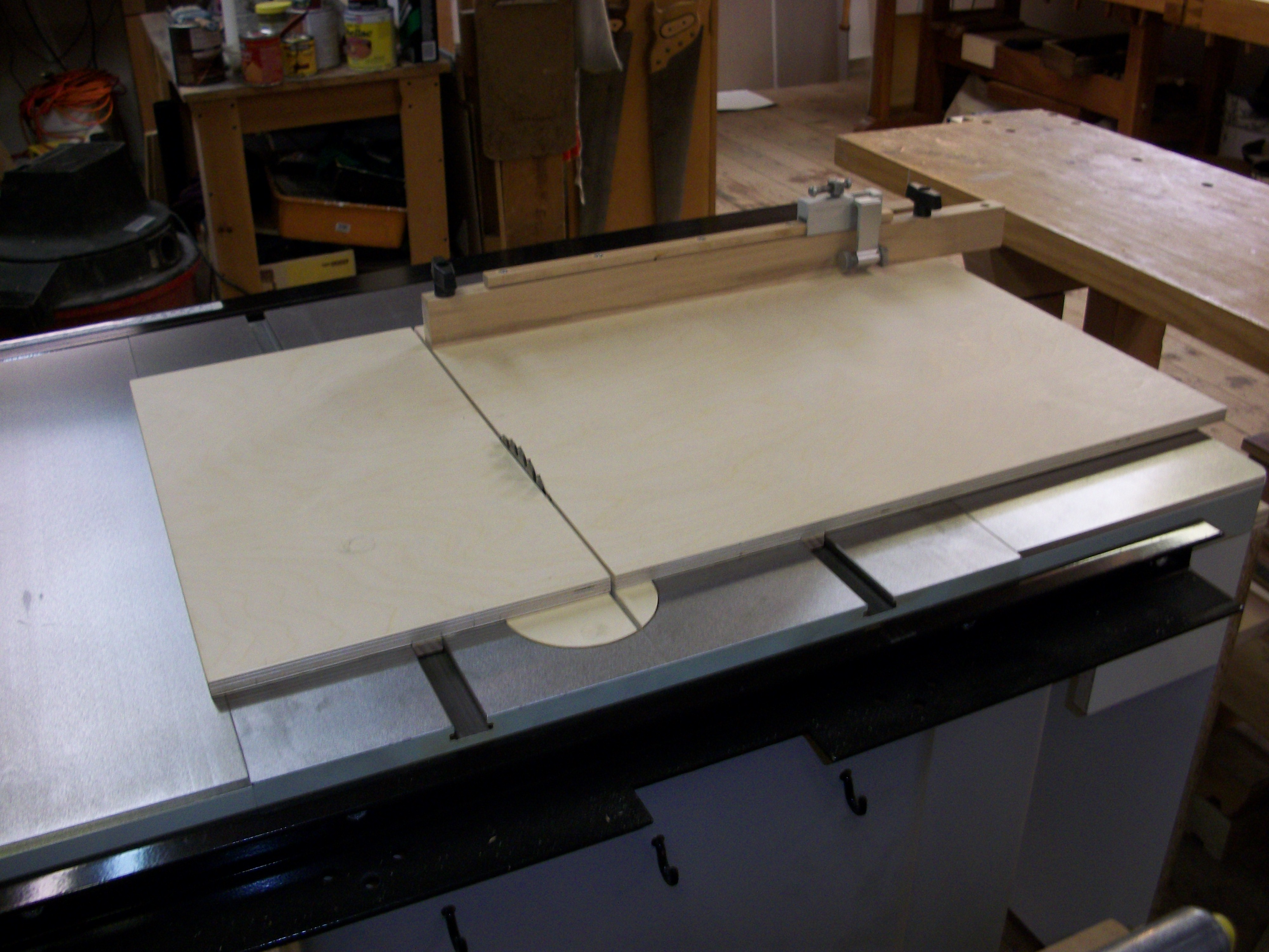 Run Away From Or Deal With It The Table Saw