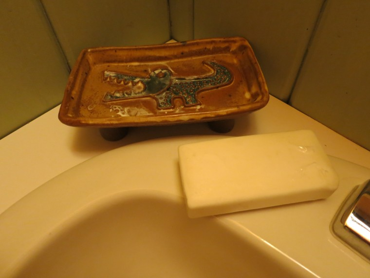 R S Greg Soap Tray
