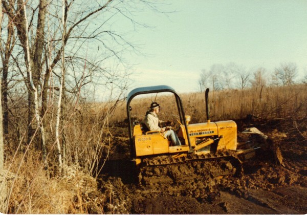 R S Driveway excavation