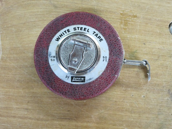 R S My first measuring tape