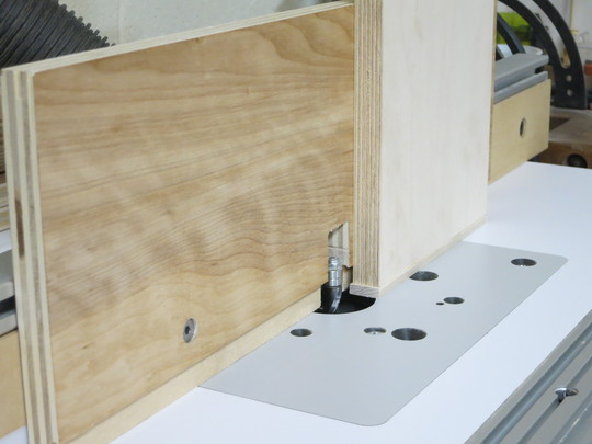 RS Router table
