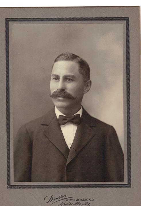 R S Adam Vogt Youthful Portrait