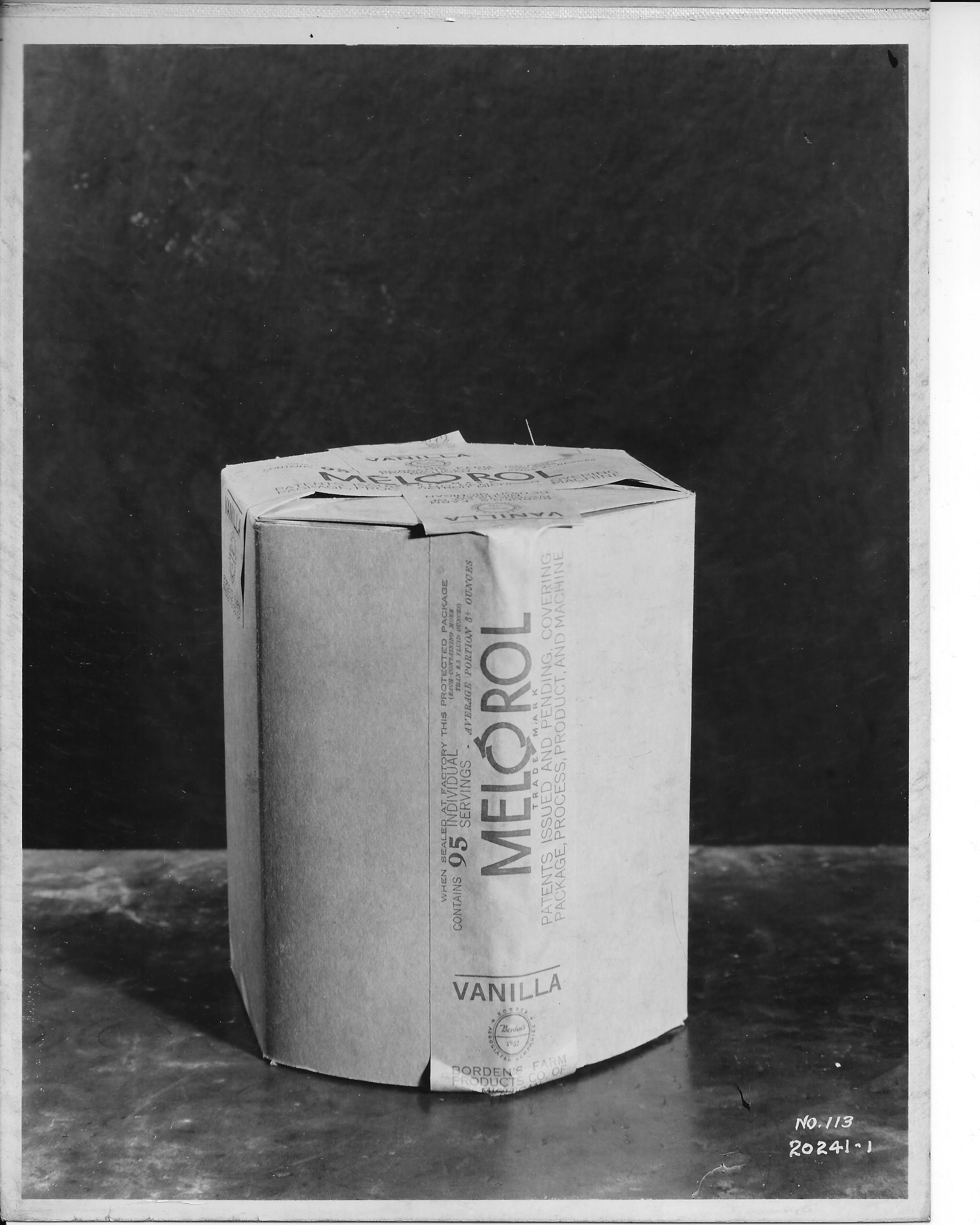 MelOrol package