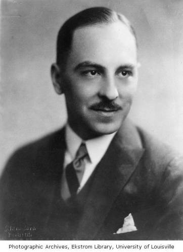 R S Clarence Vogt of Louisville 1934