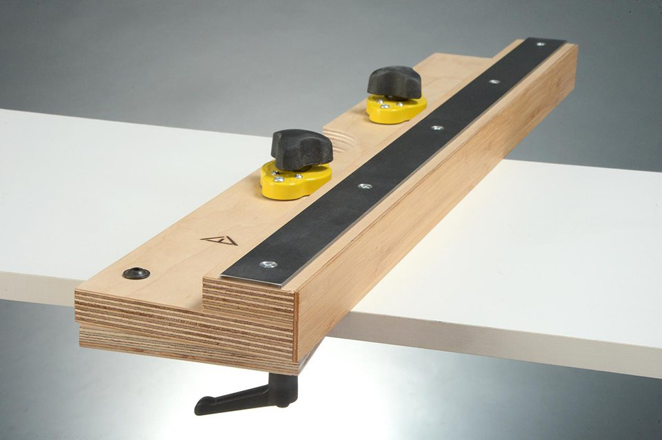 Band Saw Fence with optional Pivot Block/Drift Fence
